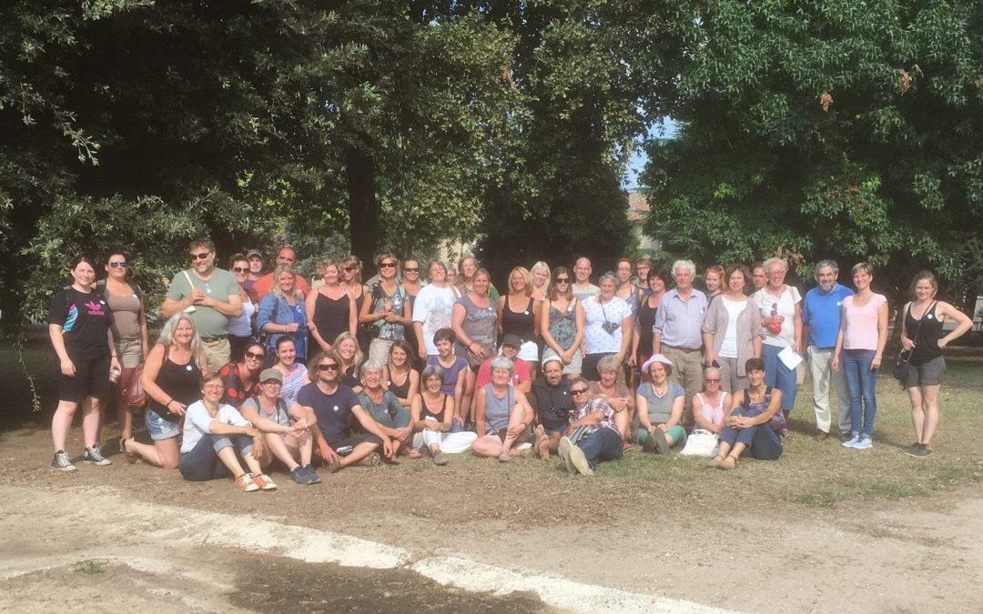 Alimos ha partecipato alla conferenza della Federazione Europea delle City Farms a Pavia