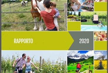 """""""Agriturismo e multifunzionalità – Scenario e prospettive"""". Pubblicato il rapporto 2020"""